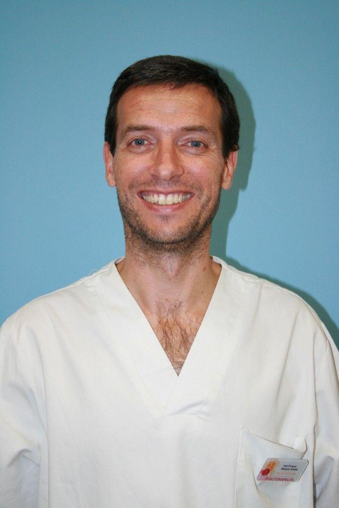 José  Enrique Marquez Ambite Fisioterapeuta Valladolid