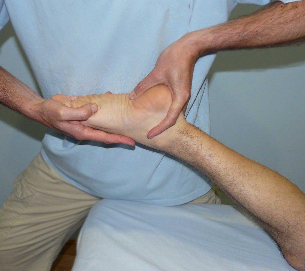 Cuboides Osteopatía Fisioterapia Fascitis plantar