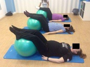 Preparación física al parto
