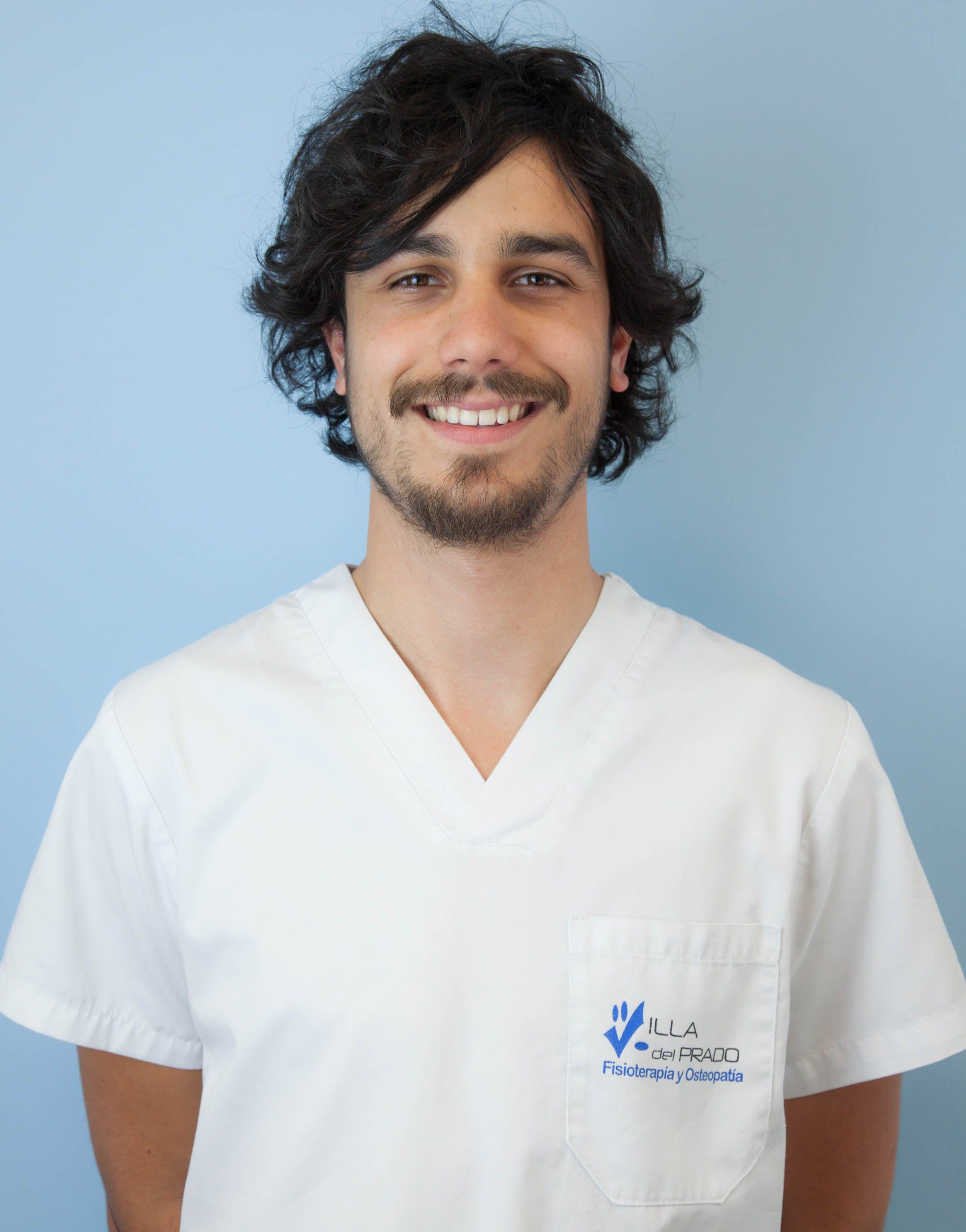 Luis Martínez fisioterapeuta especialista en OMT