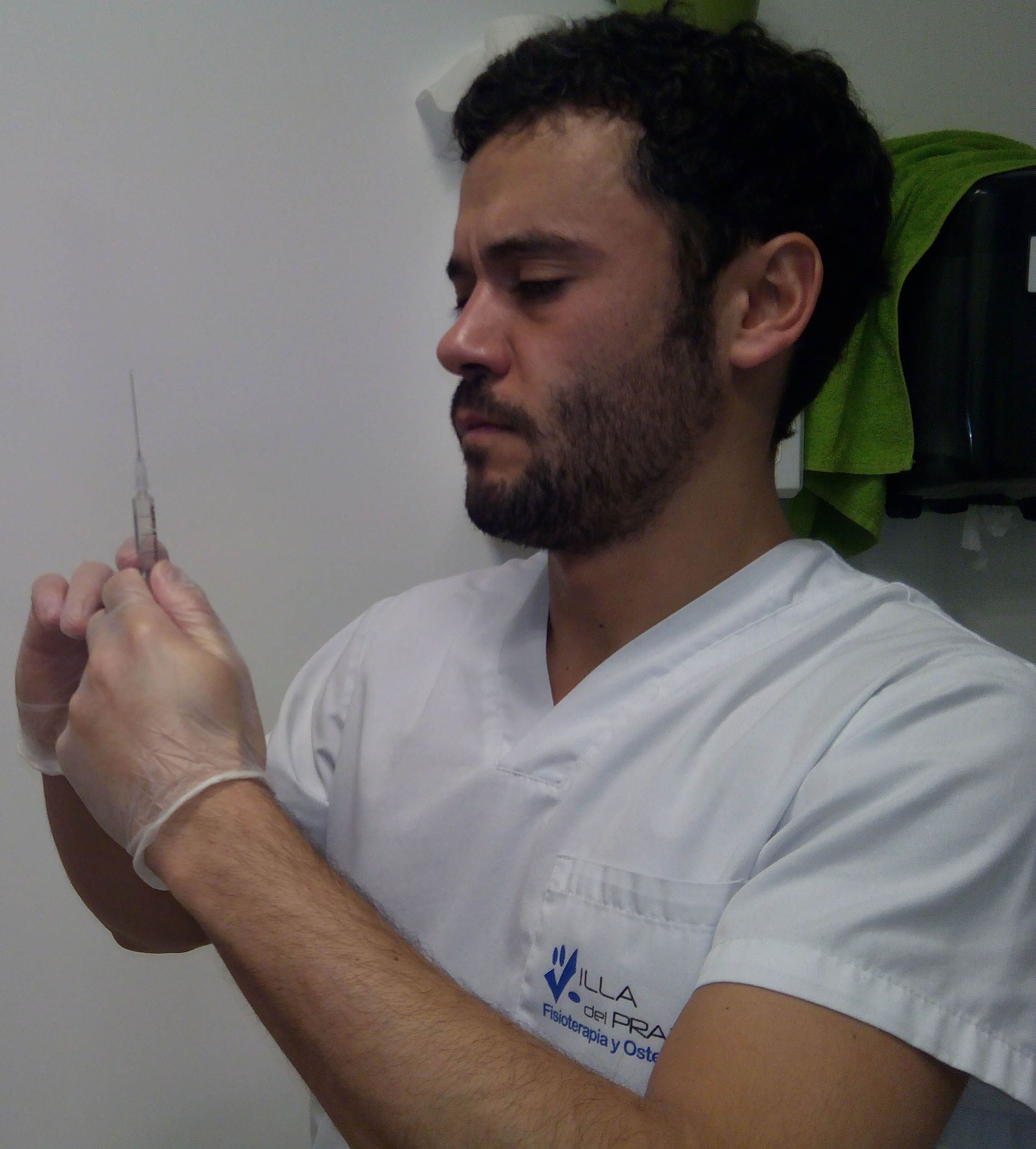 PREPARACIÓN DE LA MEDICACIÓN PARA LA APLICACIÓN DE MESOTERAPIA