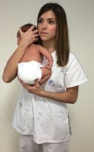 Cambio de posición del bebé en el momento del cólico
