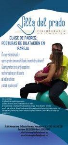 Clase de Padres: Posturas de dilatación.