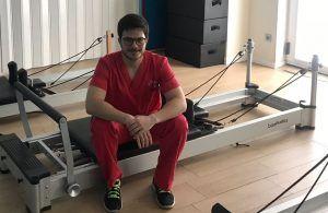 Alberto Barrasa Contreras fisioterapeuta instructor de Pilates