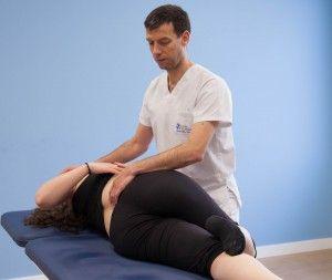 técnica de osteopatía