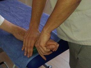 Fisioterapia mediante Terapia Manual Ortopédica OMT