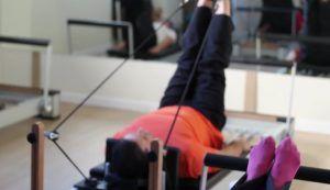 Pilates clínico. Reformer. Ejercicio terapeutico. Fisioterapia