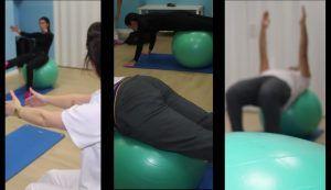 Pilates clínico. Ejercicio terapeutico. Fisioterapia